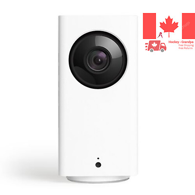 Wyze Cam Pan 1080p Pan Tilt Zoom Wi-Fi Indoor Smart Home Camera with Night Vi...