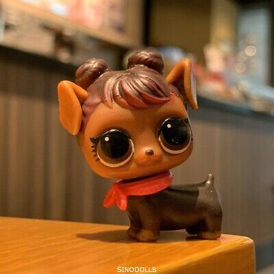 """New LOL Surprise LILS Makeover Series PUP IN THE WOODS """"Lil Pet"""" Series 5"""