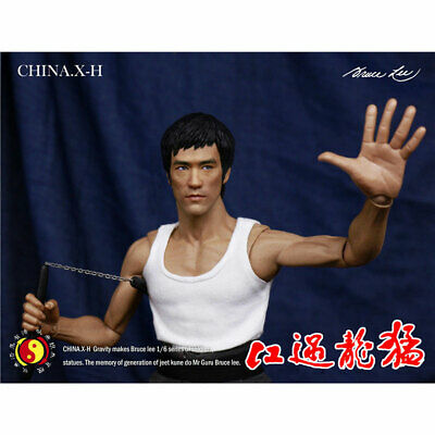 CHINA.X-H Bruce Lee Way of the Dragon 1/6 Scale Figure Limited 99 Statue InStock