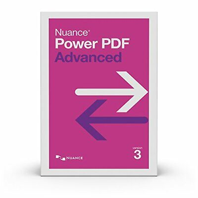 Kofax Document Imaging - Retail Av09A-G00-3.0 Power Pdf 3 Advanced Non-Volume