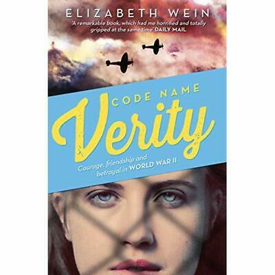Code Name Verity - Paperback NEW Elizabeth Wein( 2015-02-26