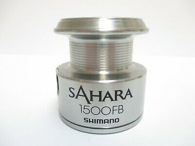 NEW SHIMANO SPIN REEL PART RD5468 Spirex 2000FB Spool Assbly Graphite IMPERFECT