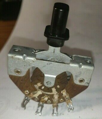 Vintage 1954-1960 Fender Stratocaster Telecaster CRL 1454 3 Way Pickup Switch