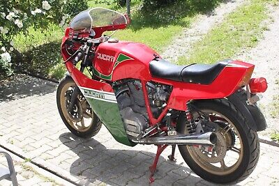DUCATI MHR 900 Mike Hailwood Replica