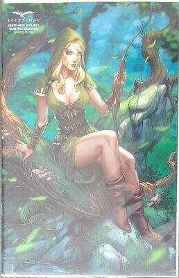 Robyn Hood: Outlaw #3 Quarterly Exclusive NM- or better Limited to 250