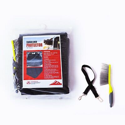 New OFFROADING NOW Pet Seat Cargo Liner Protector for Trucks