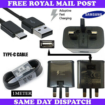 Genuine Samsung Fast Charger Plug USB TYPE-C Cable For Galaxy Note 10 Note 10+5G