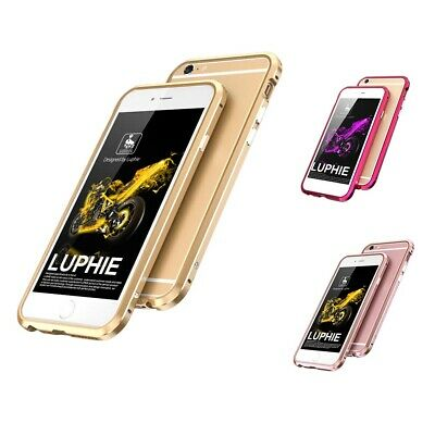 Luxury Aluminum Bumper Metal Hard Case Ultra Thin Cover For Apple iPhone 6/6s