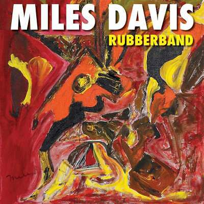 Miles Davis - Rubberband (NEW CD ALBUM) (Preorder Out 6th September)