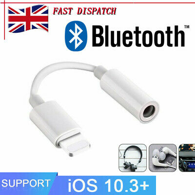 For Apple iPhone 7 8 Plus X XR XS MAX Lightning to 3.5mm Headphone Jack Adapter