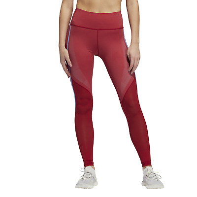 adidas Performance Damen Fitness Leggings Believe This Tight rot