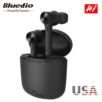 Bluedio Hi wireless bluetooth earphone for phone stereo sport earbuds headset NW