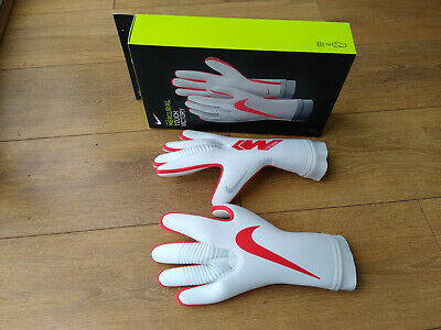 Brand New Nike Mercurial Touch Victory Goalkeeper Gloves Size 11