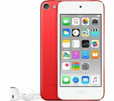 Apple iPod Touch 6th Generation 16GB Product Red - FREE SHIP - 30 DAY GUARANTEE
