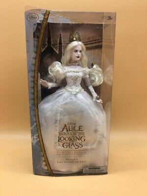 Disney Alice Through The Looking Glass Mirana Movie Collection New Doll In Box !