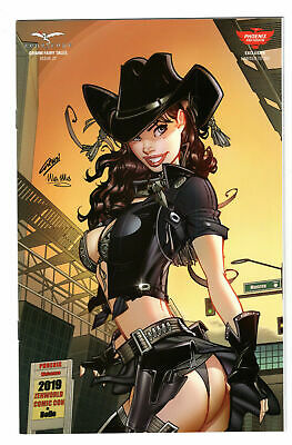 Grimm Fairy Tales #27 Phoenix Comic Con variant__NM- or better__GFT