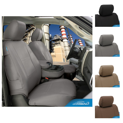 Rhinohide PVC Custom Fit Seat Covers For Nissan Leaf