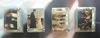 2019 Topps Star Wars Chrome Legacy BASE CARDS 1-200 (Pick Your Own)