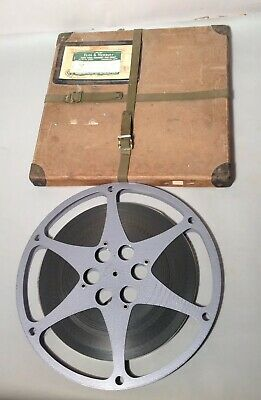LOT OF 4 Vintage 16mm Film #9 WICKY WACKY THREE BEARS MOUSE