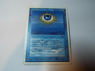 MAGIC THE GATHERING UNLIMITED CARD THOUGHTLACE ex