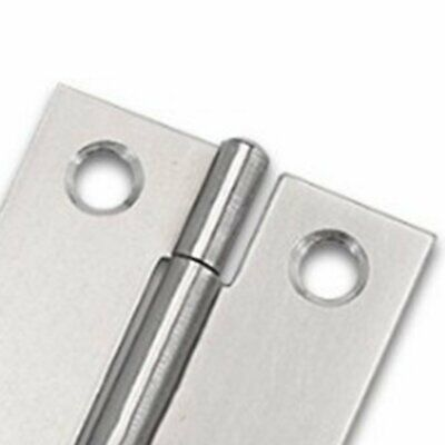 2pc 2Inch Small Hinge Wooden Box Door Small Hinge Thickened Vintage Hinge 7A