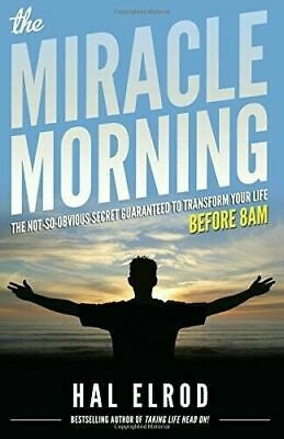 [E-VERSION] The Miracle Morning by Hal Elrod LAST VERSION