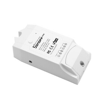 Sonoff POW R2 Timer Energy Monitoring Consumption Timing IFTTT Remote Ctrl Uk