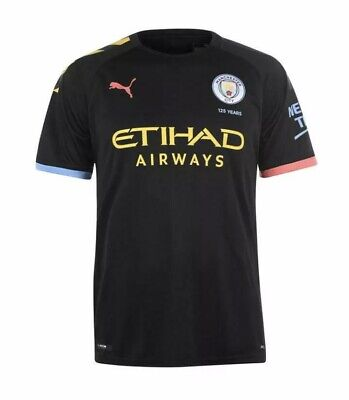 Manchester City Away Shirt 19/20 Size M And L