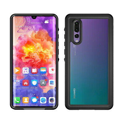 For Huawei P30 Waterproof Shockproof Dustproof Case Full Body Cover Protective