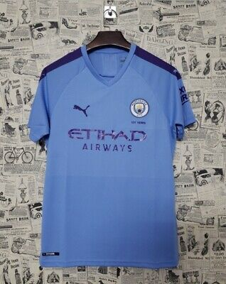 Manchester City Home Shirt 19/20 Size M And L
