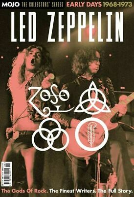 MOJO: The Collectors Series: Led Zeppelin Early Days 1968 - 1973 - (Edition 1)