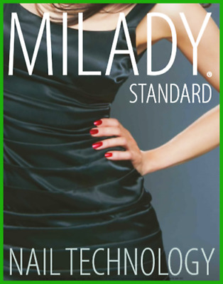Milady Standard Nail Technology 7th edition 2014 { .P D F/KINDLE } BY E-MAIL