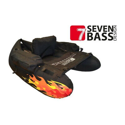 SEVEN BASS Float tube Devil