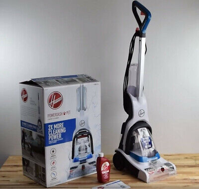 HOOVER FH50700 POWERDASH Pet Carpet Cleaner, Brand New In