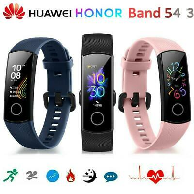 Huawei Honor Band 5 Bluetooth Armband 5ATM Wasserdichter Fitness Tracker LOT DE