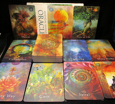 MYSTICAL SHAMAN ORACLE Cards by Colette Baron-Reid Free