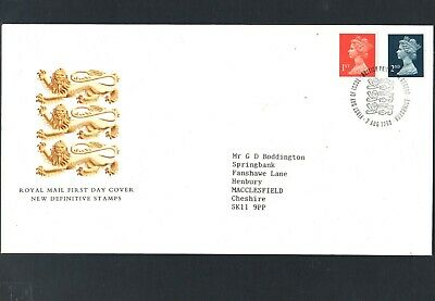GB Machin FDC 7/8/90 Changed Defins 1st + 2nd P/M Windsor Berks  (3 )