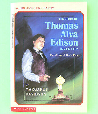 THOMAS EDISON: YOUNG Inventor (Childhood of Famous Americans