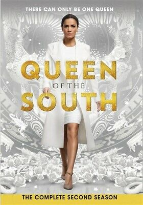 QUEEN OF THE SOUTH TV SERIES COMPLETE SECOND SEASON 2 New Sealed DVD
