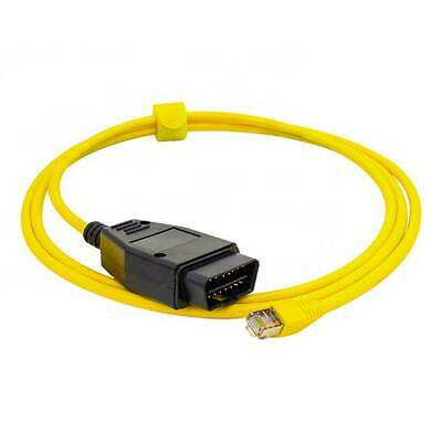 BMW OBD E-NET RJ45 Cable for F-G-I Series BMW Cars E-SYS INPA ISTA compatible