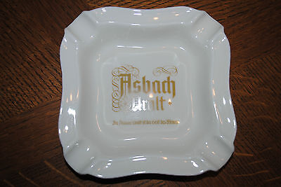 Ancien Cendrier - Aschenbecher - Ashtray - Asbach Uralt - Thomas Germany