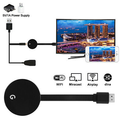 WiFi Display HDMI DLNA Airplay Dongle Miracast Airplay Receiver AH377