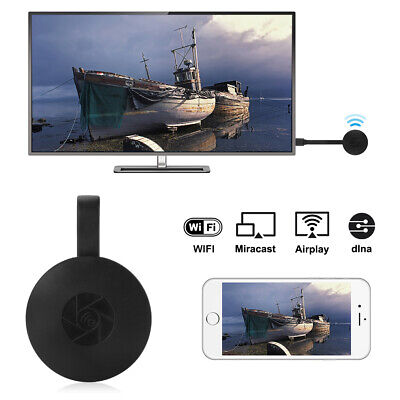 1080p Wireless WiFi Display TV Dongle Receiver Miracast DLNA Airplay AH366