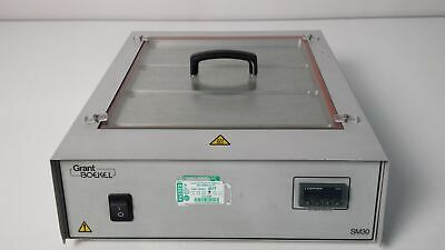 Grant SM30 Laboratory Heater Unit with Glass Cover Grade B