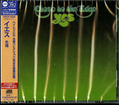 YES-CLOSE TO THE EDGE-JAPAN UHQCD Ltd/Ed G35