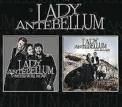 Lady Antebellum - Need You Now / Own The Night Box Set Neu 2 X CD