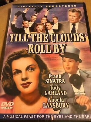 Till the Clouds Roll By DVD New SEALED JUDY GARLAND, Frank Sinatra, Lena Horne +