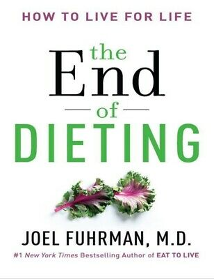 The End of Dieting: How to Live for Life PDF b00k ✔️ digital book