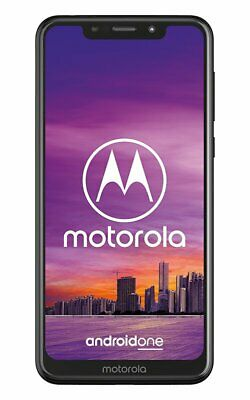 SIM Free Motorola One 5.9 Inch LCD 64GB 4GB 15MP 4G Android Mobile Phone Black