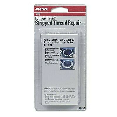 LOCTITE 28654 Loctite 28654 - Loctite Form-A-Thread Stripped Thread Repair Kits